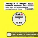 Jozhy K & Angel - Perfect Woman (Original Mix)