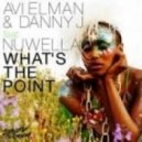 Avi Elman and Danny J feat. Nuwella - Whats The Point (Seamus Haji Remix)