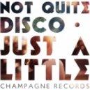 Not Quite Disco - Just Disco (Vostok-1 Remix)