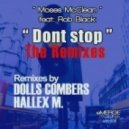 Moses McClean feat. Rob Black - Don\'t Stop (Dolls Combers Vocal Mix)