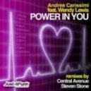 Andrea Carissimi feat. Wendy Lewis - Power In You (Central Avenue Remix)