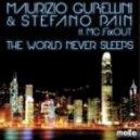 Maurizio Gubellini and Stefano - The World Never Sleeps (Original Instrumental Mix)