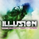 Vicente Belenguer  T.Tommy feat. Patrizze - Illusion (Vicente Belenguer Remix)