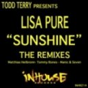 Todd Terry & Lisa Pure - Sunshine (Deep Zone Mix)