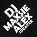 Dj Maxisie & Alex Speaker - Hot Ocean (Original Mix)