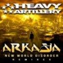Arkasia - New World Disorder (Original Mix)