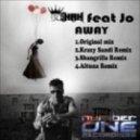 Kshah Feat Jo - Away (Original Mix)
