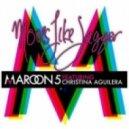 Maroon 5 & Christina Aguilera - Moves Like Jagger (OriTzadok Remix)