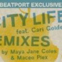 Dj T. - City Life feat. Cari Golden (Maceo Plex Remix)