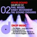 The Sound Diggers - Dynamic (Original)