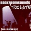 Backroomsounds - Too Late (Classic Us Connection Instrumental)
