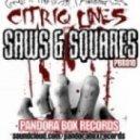 Citriq Lines - Saws & Squares