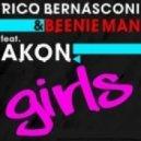 Rico Bernasconi & Beenie Man feat. Akon - Girls (T & K Remix)