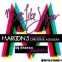 Maroon 5 & Christina Aguilera - Moves Like Jagger - (DJ Sheron mash up)