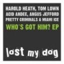 Angus Jefford - Like That (Original Mix)