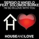 Sergio D'Angelo - I'm So In Love With You (Massimo Santucci Mix)