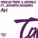 Marcus Prime & WeSmile feat. Jennifer Akerman - Avi (Alaa Remix)