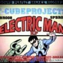 Tcubeprojects - Electric Man