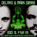 Delano, Mark Drake  - 100 Percent (Dualitik Remix)