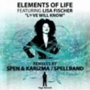 Elements Of Life feat. Lisa Fischer - Love Will Know