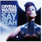 Crystal Waters And Fred Pellichero feat. Bruck Up - Say Yeah (Remix Radio Edit) feat. Bruck Up