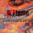 D-Flame, Sacha D\'flame - Black MusiQue (Mijail Remix)