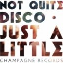 Not Quite Disco - Just A Little (Fossi Figo 'Still LoOP you' Remix)