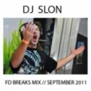 DJ SLON - september breaks mix
