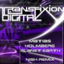 Matias Holmberg - Planet Earth (Nish Remix)