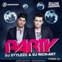 Dj Stylezz & Dj Rich-Art - Party (Sasha Flame Remix)