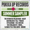 Futuristic Polarbears, Jeff Jefferson Feat. Ben Ofoedu - Miluv (Original Mix)