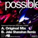 Paradisiacs, Larissa Ness - Possible (Jake Shanahan Vocal Mix)