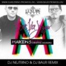 Maroon 5 - Moves Like Jagger (DJ Nejtrino & DJ Baur Remix)