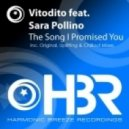 Vitodito Feat Sara Pollino -  The Song I Promised You (Original Mix)