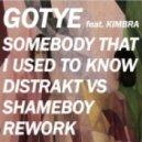 Gotye  -  Somebody That I Used To Know (FilterNoize Edit)