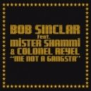 Bob Sinclar feat. Colonel Reyel & Mr Shammi - Me Not a Gangsta (Danny Roma Remix)