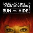 Marcie and Hakan Ludvigson and Radio Jack - Run and Hide (Thomas Penton Remix)