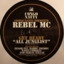 "Rebel MC feat. Tenor Fly, Daddy Freddy, Nanci Correia & Serial Killaz - Get Ready ""All Junglist"" (Kosine & Dialect Remix)"