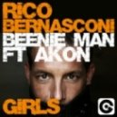 Rico Bernasconi & Beenie Man feat. Akon - Girls (T & K Radio Edit)