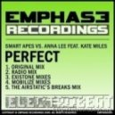 Smart Apes vs. Anna Lee feat. Kate Miles - Perfect (The Airstatic's Breaks Mix)