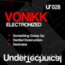 Vonikk - Psyko On The Dancefloor