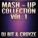 Kevin Rudolf Ft. Flo-Rida & Laurent Wolf feat. Andrew Roachford - You Make The Rain Fall Love Again (DJ BIT & CROYZE MASH - UP)