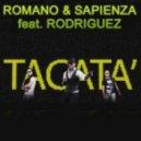 Romano & Sapienza Ft. Rodriguez  -  Takata  (DJ Dan Vovan Extended Mix)