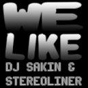 DJ.Sakin - We Like Vegas (LuckShake & Mike Sanders Bootleg)