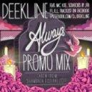 Deekline feat. MC Kie & Cuts from JFB - Always Rip Shambhala 2011