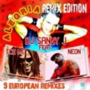 Dj Sanny J Feat Ice M C And Neon - Alegria (Sax Mix)