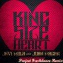Javi Mula feat Juan Magan - Kingsize Heart  (project Freshdance remix)