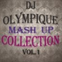 Cody B vs. Sasha Lopez feat. Broono & Alex Black vs. Laurent Wolf - No Weekend Stress (DJ Olympique Mash Up)