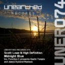 Scott Lowe & High Definition - Midnight Blue (Original Mix)