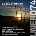 Scott Lowe & High Definition - Midnight Blue (Function C presents Keelin Temple Remix)
